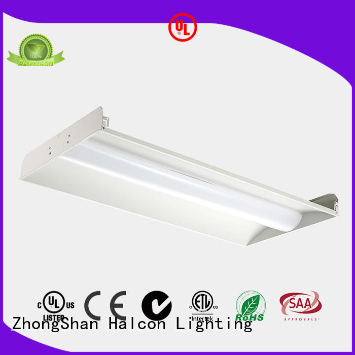 Halcon lighting professional panel light manufacturer for shop