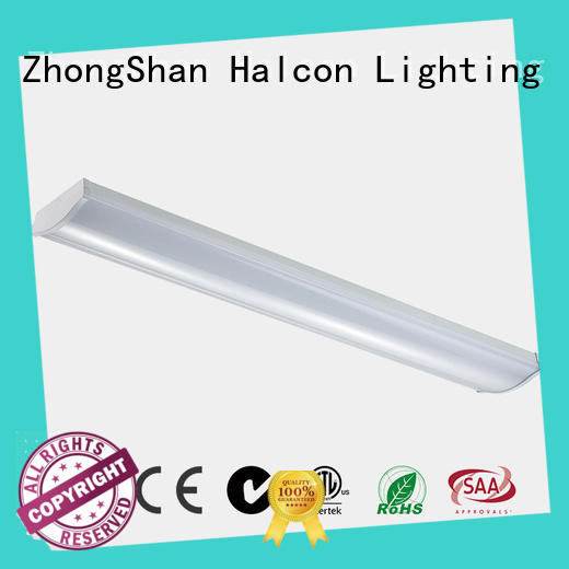 led linear light for school Halcon lighting