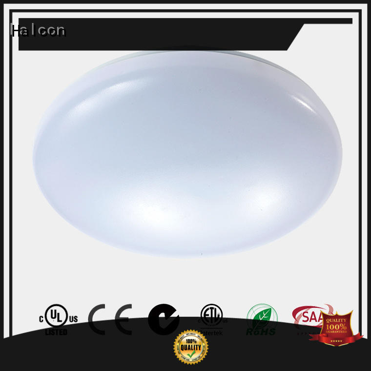 Halcon acrylic round ceiling led lights manufacturer for living room