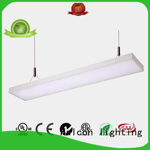 crystal pendant lighting alluminum diffuser hanging Halcon lighting Brand pendant led light