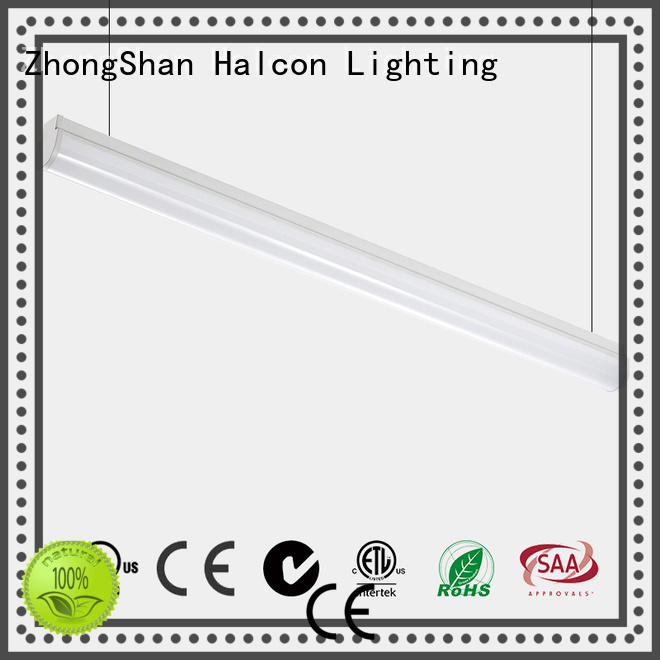 down ce suspended pendant led light hanging Halcon lighting