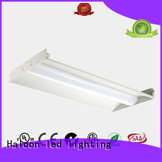led panel ceiling lights emergency light Warranty Halcon lighting