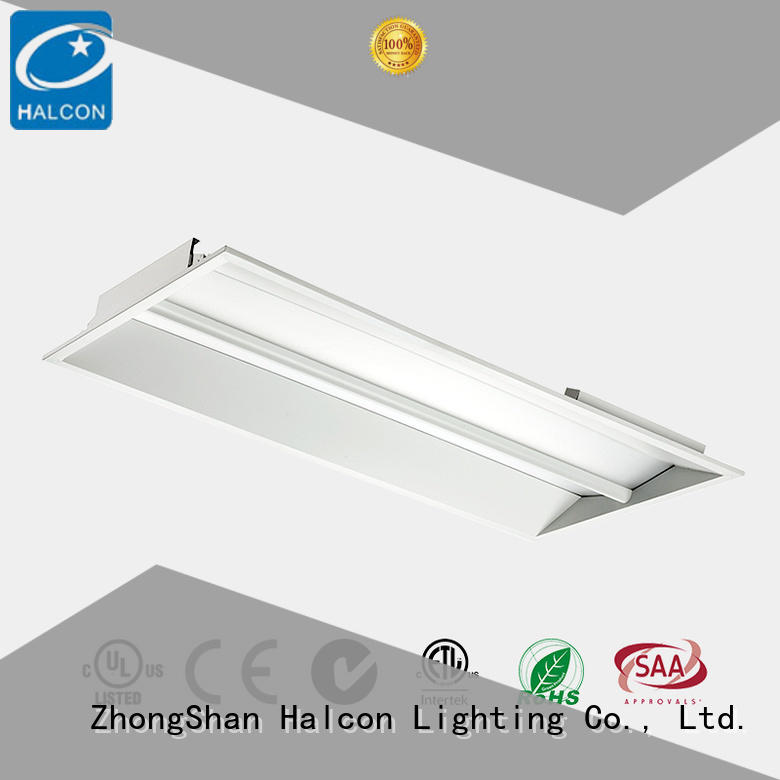 Halcon reliable recessed led panel best supplier for conference room