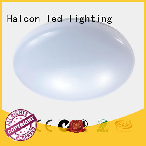 round led light resisdential sizes Halcon lighting Brand company