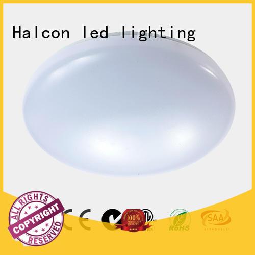 round led light resisdential sizes Halcon lighting Brand company