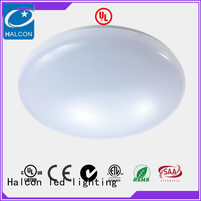 round led light acrylic lens dob Halcon lighting Brand