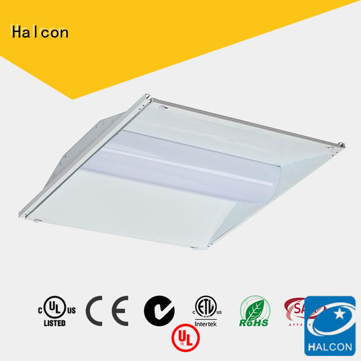 Halcon long lasting led recessed lighting customized for office