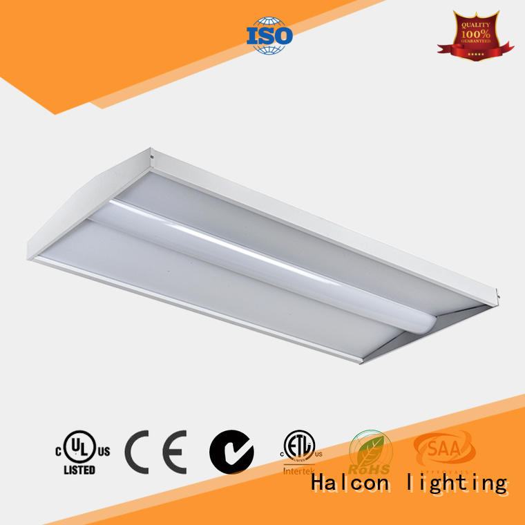 Halcon lighting Brand architectural made sensor emergency panel light