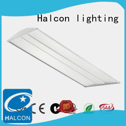 premium fixtures led retrofit kit lens commercial Halcon lighting company