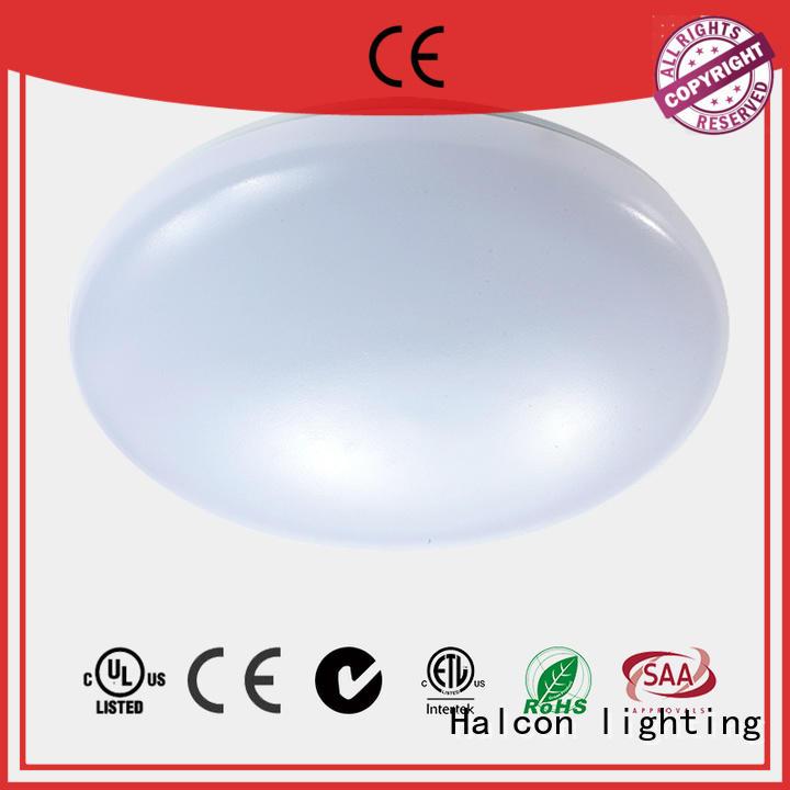round led light acrylic housing Halcon lighting Brand