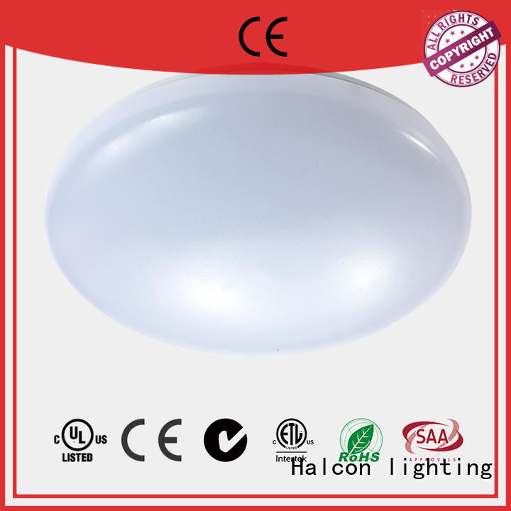 round led light acrylic housing Halcon lighting Brand