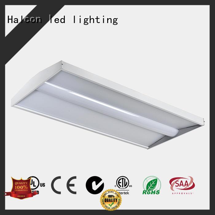led troffer for conference room Halcon lighting