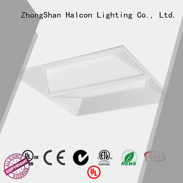 practical led troffer light supplier for conference room