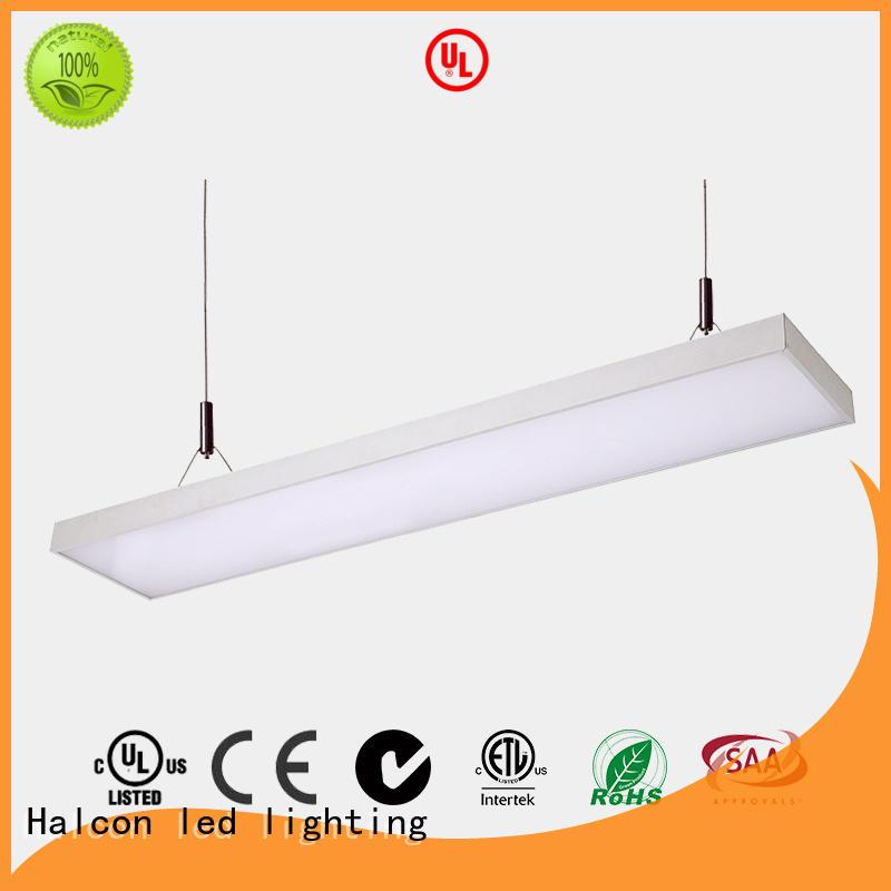 design shape diffuser pendant led light big Halcon lighting