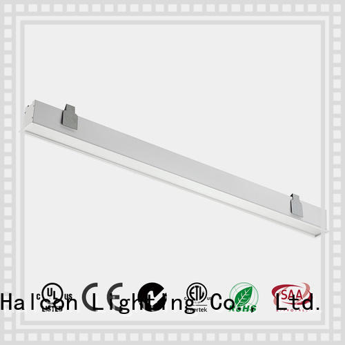 Halcon durable recessed led light kit company for office