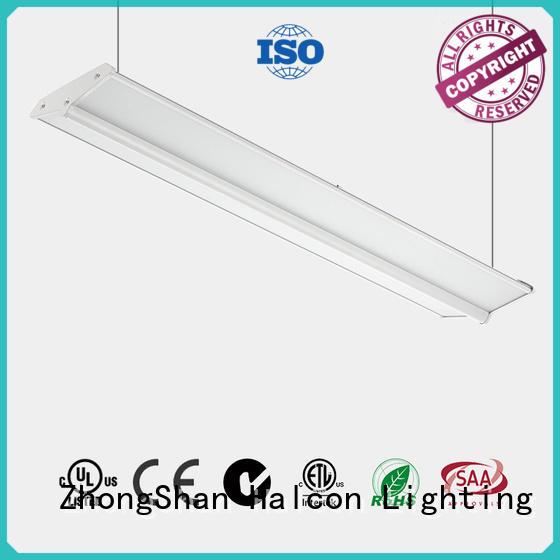 aluminum big shape pendant led light Halcon lighting Brand company