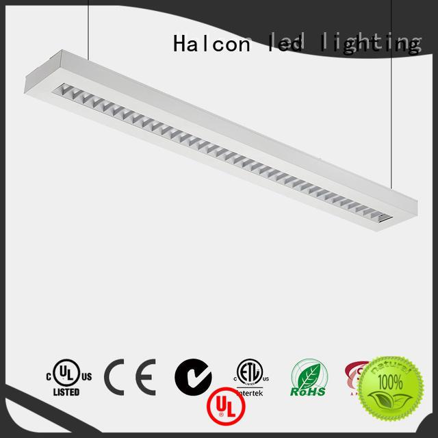 shape manufactured pendant led light round Halcon lighting Brand company