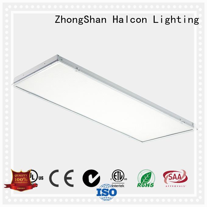 made motion led panel light Halcon lighting Brand