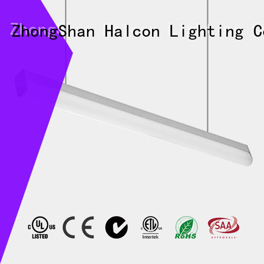 Halcon practical kitchen track lighting factory for sale