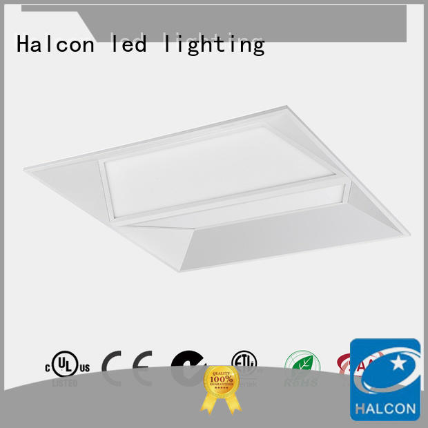 led troffer recessed for conference room Halcon lighting