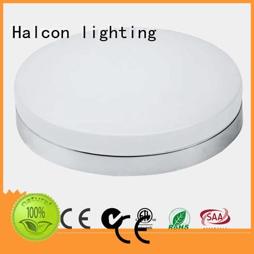 Hot lens round led light milky Halcon lighting Brand