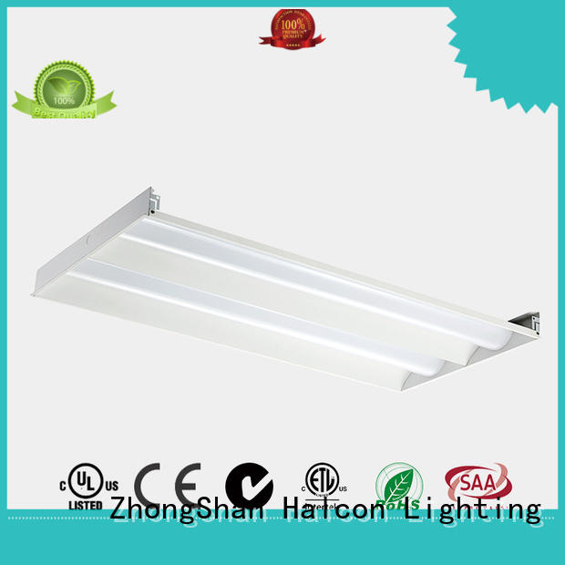 sensor led panel ceiling lights diffuser architectural Halcon lighting Brand