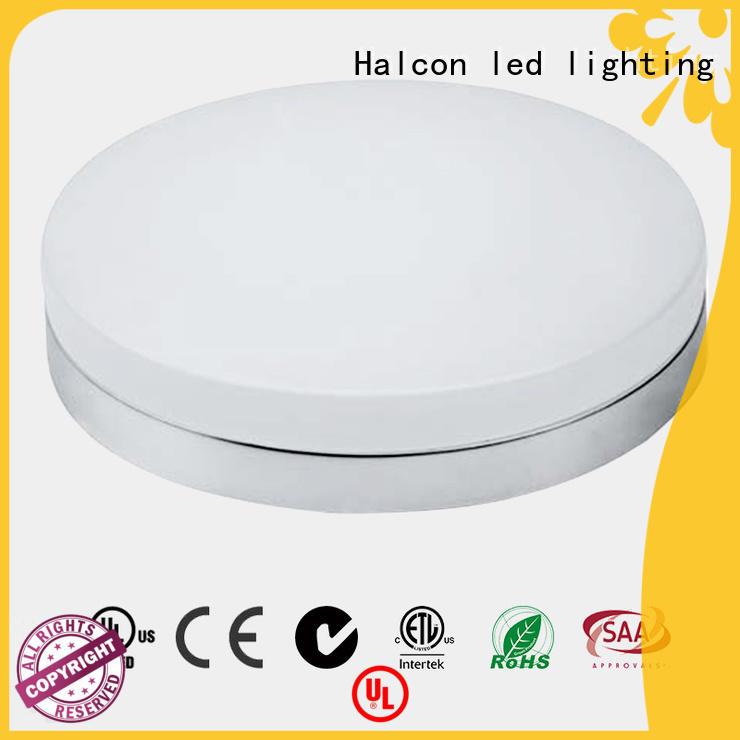 etl acrylic OEM led round ceiling light Halcon lighting