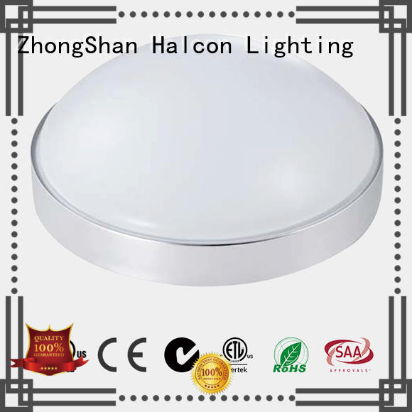 housing milky resisdential led round ceiling light Halcon lighting