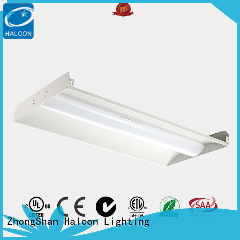 Halcon lighting Brand sensor ce architectural panel light manufacture