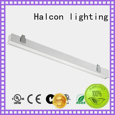 Halcon lighting led housing supplier for conference room