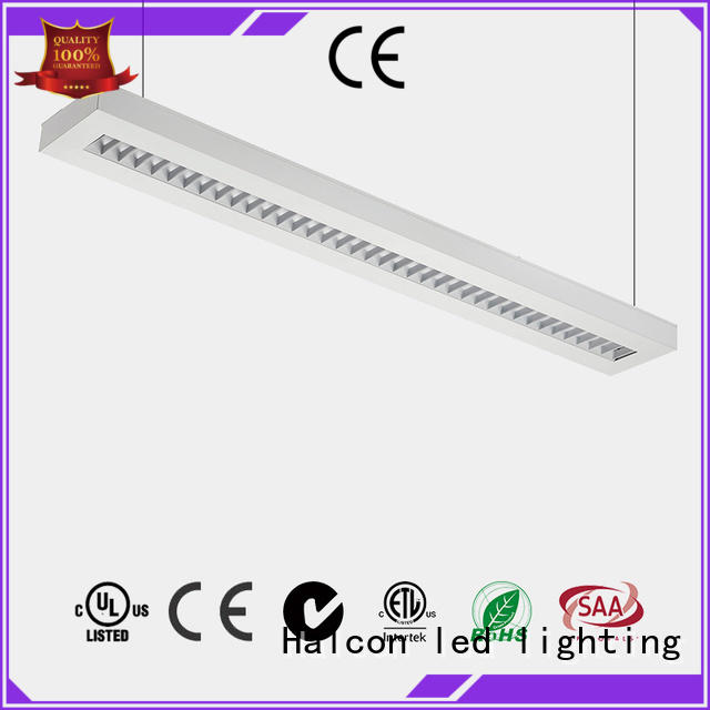 suspended big Halcon lighting Brand crystal pendant lighting factory