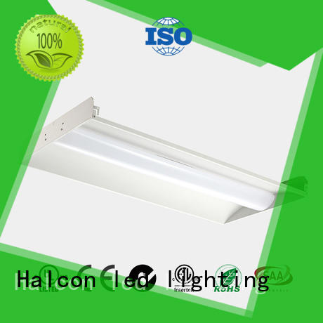Halcon lighting Brand recessed diffuser panel light sensor factory
