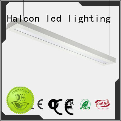Halcon lighting Brand ce hanging up and down led light manufacture