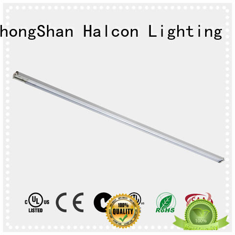Halcon lighting high-diffusion PC material cheap light bars series for office