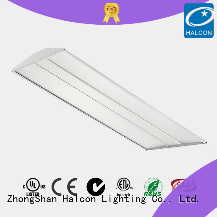 Halcon top quality led recessed lighting factory direct supply for office