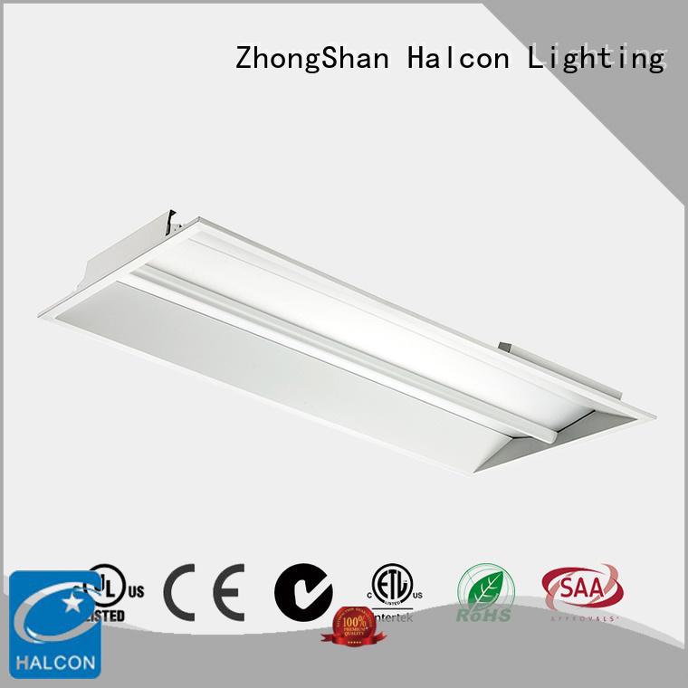 led panel ceiling lights architectural panel light Halcon lighting Brand