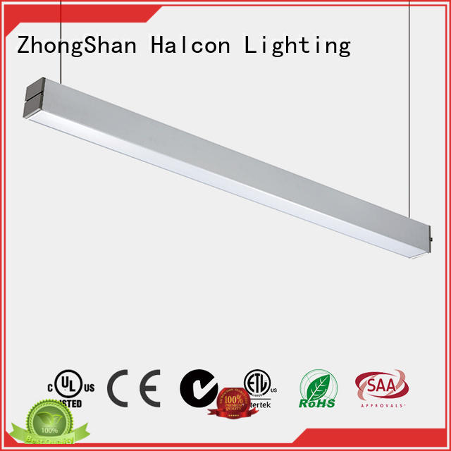 manufactured down Halcon lighting Brand crystal pendant lighting