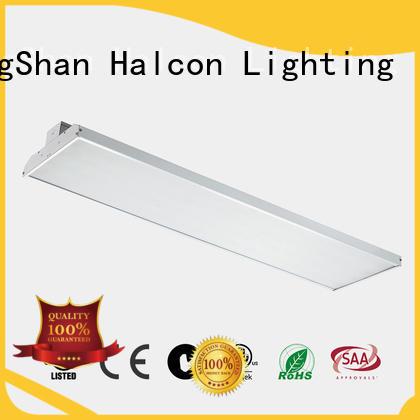 Halcon lighting Brand design sensor high bay light lens supplier