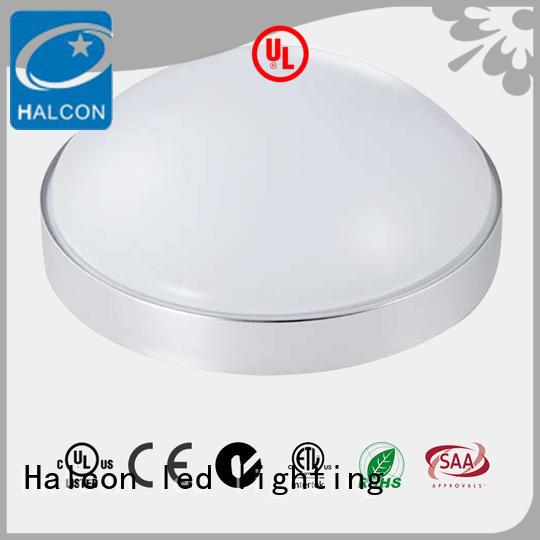 Quality Halcon lighting Brand round led light aluminum