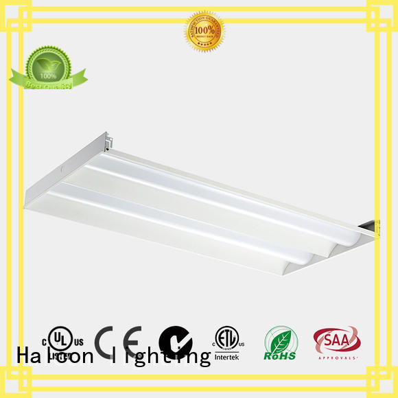 led panel ceiling lights emergency ce diffuser Halcon lighting Brand panel light