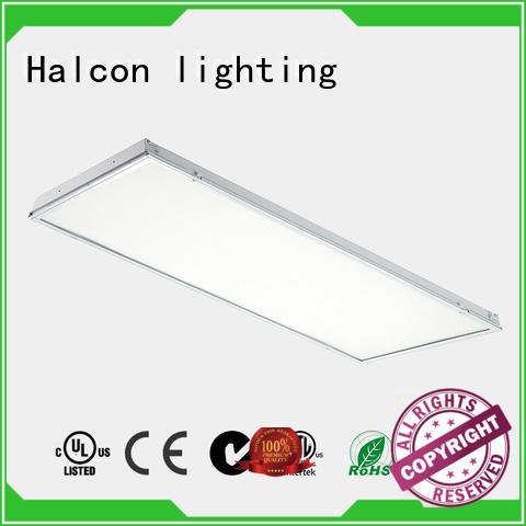 sensor diffuser panel light design Halcon lighting Brand company