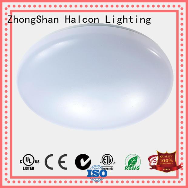 etl acrylic dob round led light Halcon lighting Brand