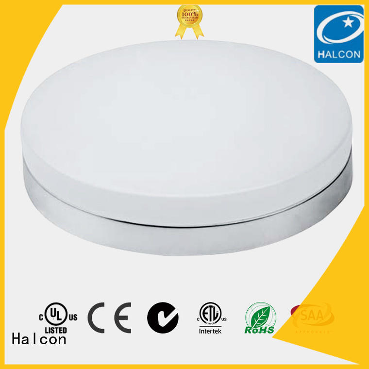 Halcon round ceiling light factory direct supply for residential