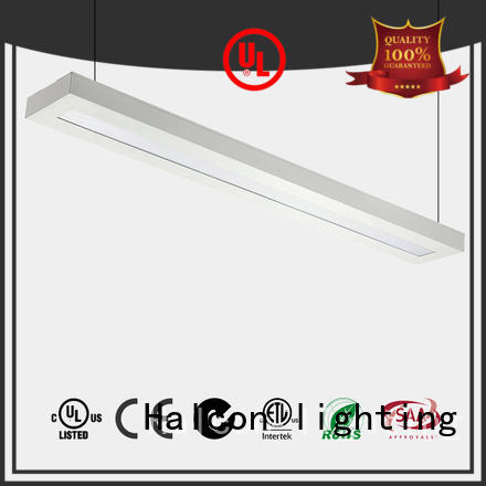 Wholesale milky hanging up and down led light Halcon lighting Brand