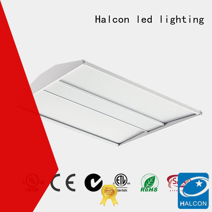 Halcon lighting recessed led panel light price manufacturer for shop