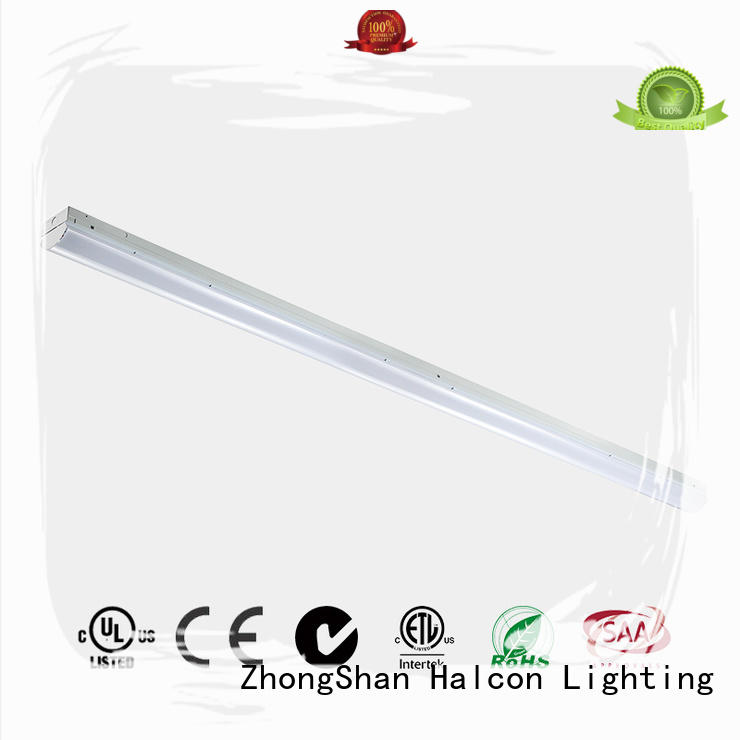 Halcon lighting Brand fitting school diffuser custom led strip light kit