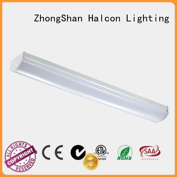 graduate prismatic mounting led linear light Halcon lighting