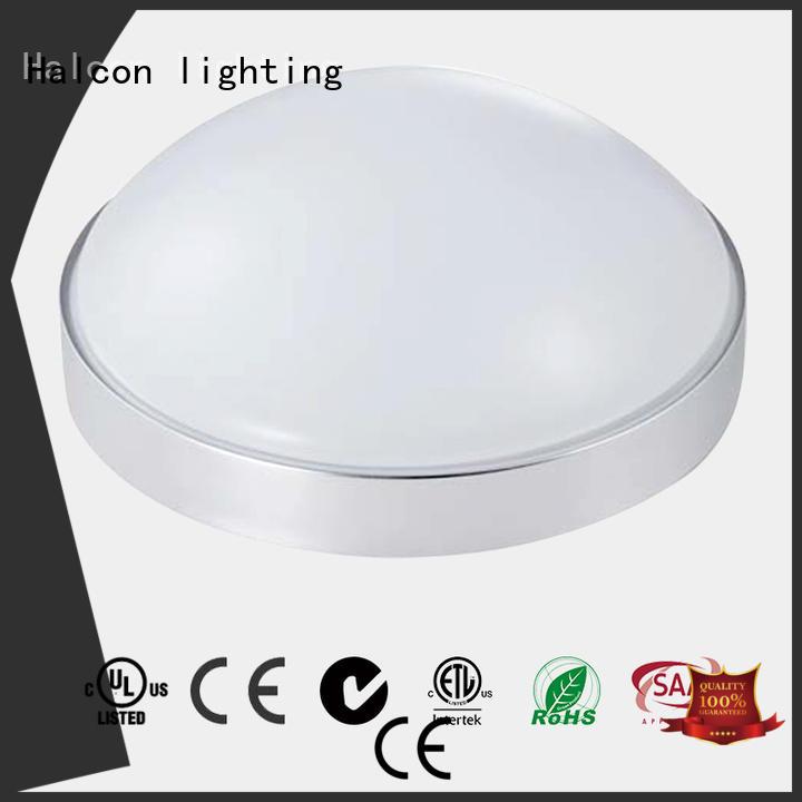 design milky acrylic housing Halcon lighting Brand led round ceiling light supplier