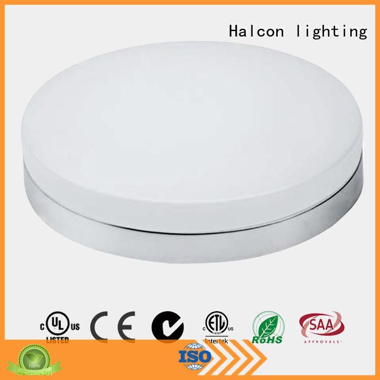 design Custom aluminum acrylic led round ceiling light Halcon lighting dob