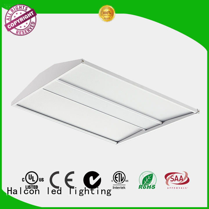 ceiling light panels for shop Halcon lighting